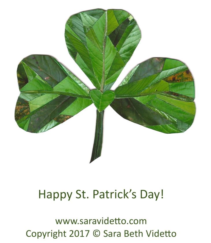 Clover St Patricks Day