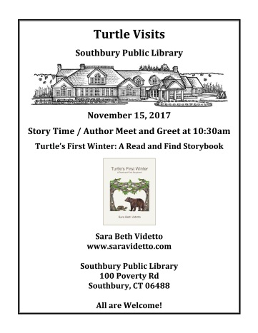 library visit southbury